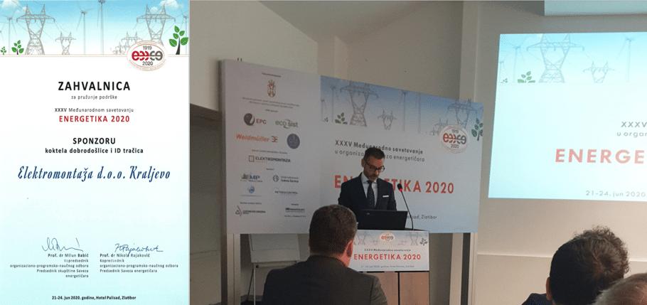 Die XXXV internationale Konferenz ENERGETIK 2020 hat begonnen