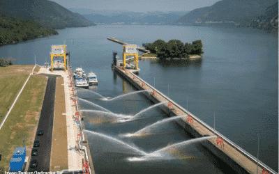 Završeni radovi na rekonstrukciji brodske prevodnice na hidroelektrani Đerdap 1
