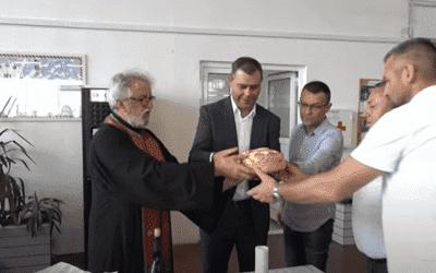 Tradicionalno obeležavanje slave u kompaniji Elektromontaža Kraljevo